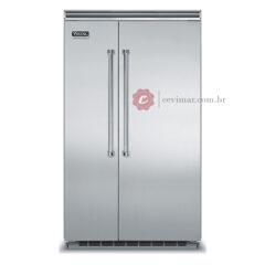 Refrigerador Viking Serie 5 Aco Inox - Cevimar